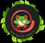 frogs_logo ONLINE IDENTITY